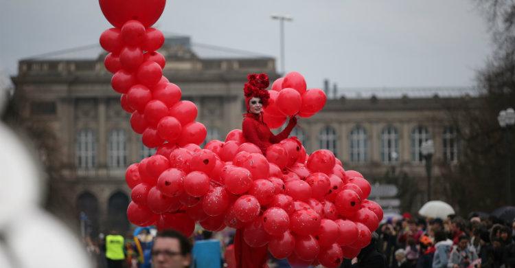 Carnaval Straatsburg