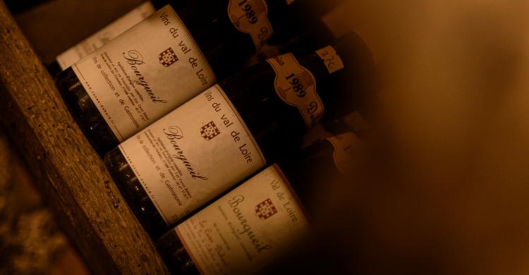 vin et champagne francais noël