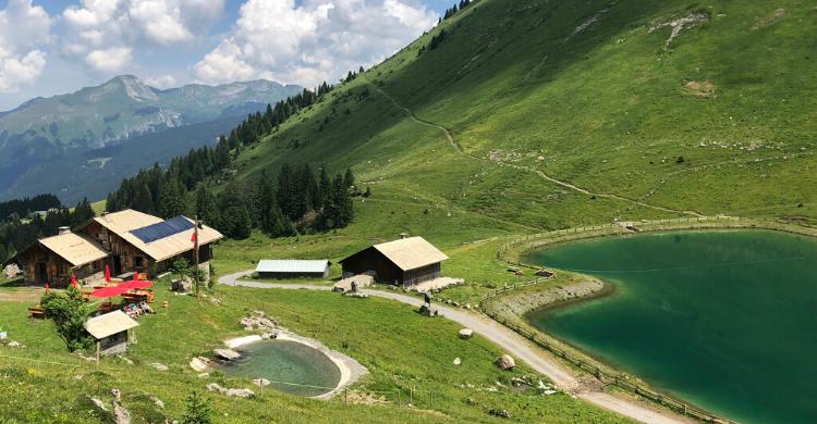 refuge de Prariond, Savoie