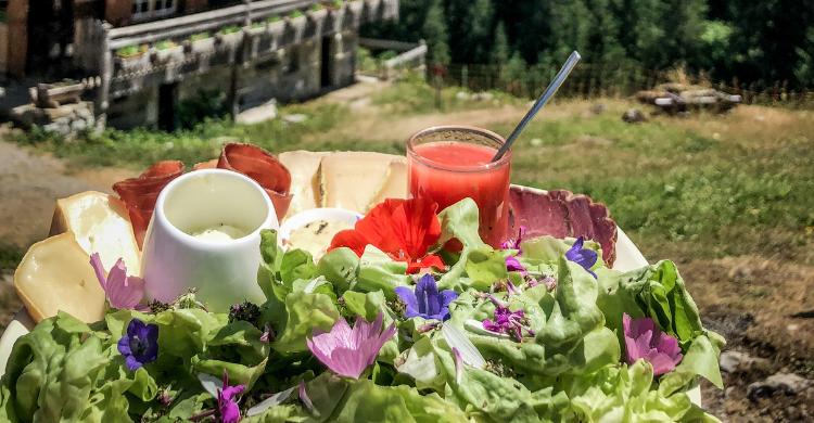 France Montagnes été 2021 gastronomie