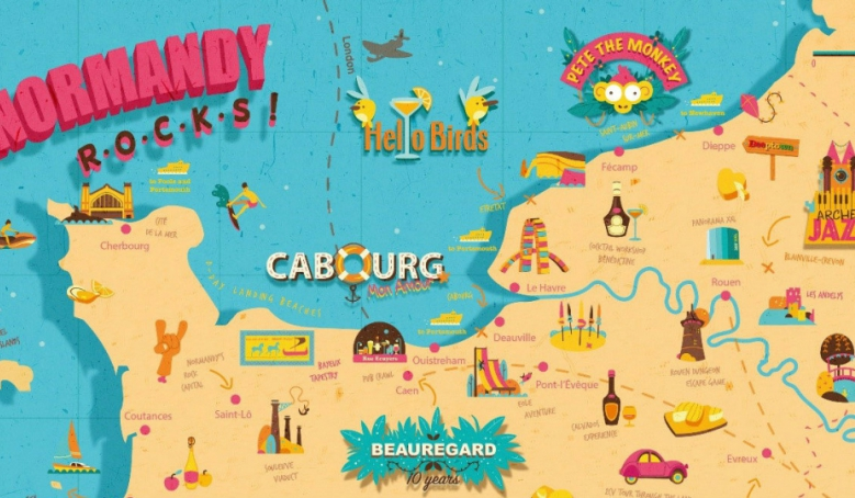 Festivals Normandie